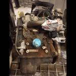 Moteur Chevrolet  ref : A08S3