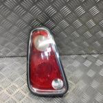 Feu arrière gauche Mini 1 phase 2 clignotant blanc  [2003-2006] réf : 63217166957